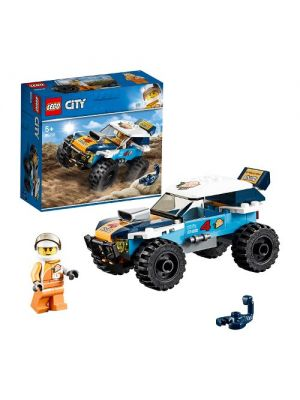 Auto da Rally del Deserto LEGO City 60218