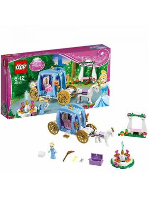LEGO Disney Princess - 41053 - carrozza cenerentola
