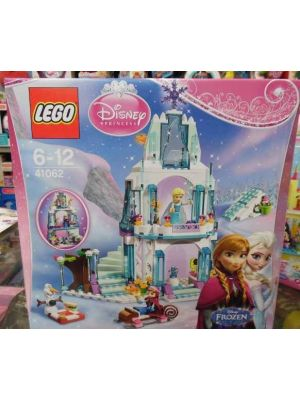 LEGO Disney Princess - 41062 castello frozen elsa