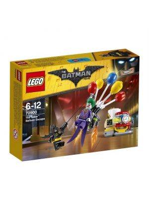 LEGO Marvel Super Heroes - 70900 Batman Movie The Joker fuga con i palloni