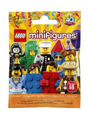 LEGO Minifigures - 71021 Minifigures Series 18 party