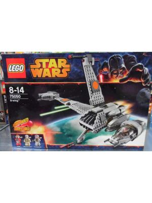 LEGO Star Wars - 75050 - b wing