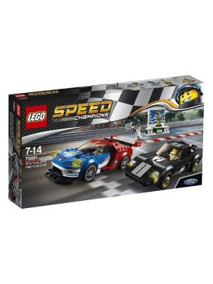 LEGO Speed Champions - 75881 ford gt 2016 e ford gt 40