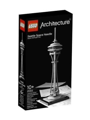 LEGO Architecture - 21003 - seattle space needle