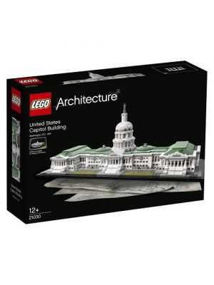 LEGO Architecture - 21030 campidoglio di washington