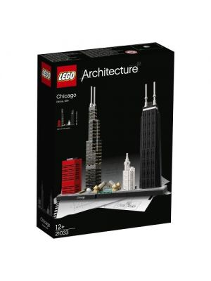 LEGO Architecture - 21033 chicago