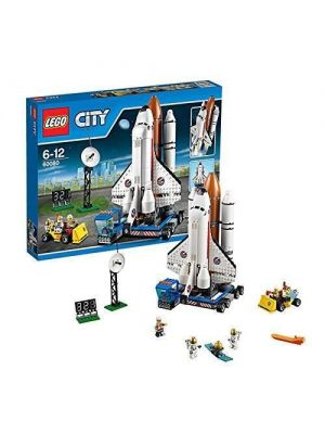 LEGO City - 60080 - Base di lancio