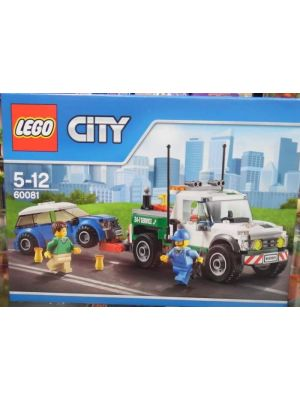 LEGO City - 60081 - Pick up carro attrezzi