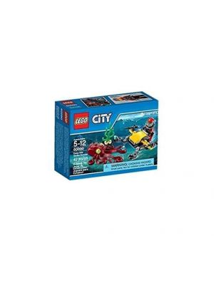 LEGO City - 60090 - scooter per immersioni subacquee