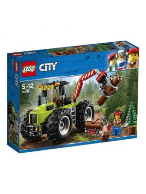 LEGO City - 60181 Trattore forestale