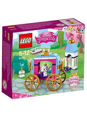 LEGO Disney Princess - 41141 - carrozza reale di pumpkin