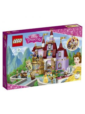 LEGO Disney Princess - 41067 castello incantato di Belle