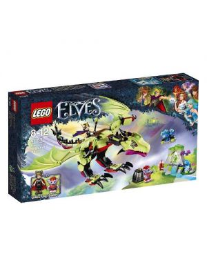 LEGO Elves - 41183 drago malvagio del re goblin