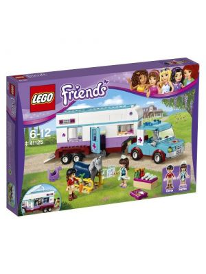 LEGO Friends - 41125 - RIMORCHIO VETERINARIO DEI CAVALLI