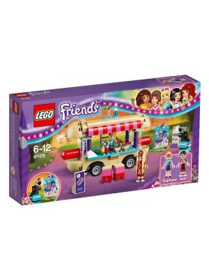 LEGO Friends - 41129 - FURGONE HOT DOGS DEL PARCO DIVERTIMENTI