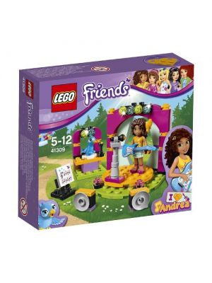 LEGO Friends - 41309 duetto musicale di Andrea