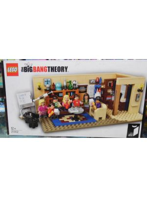 LEGO Collezionisti - ideas 21302 the big bang theory