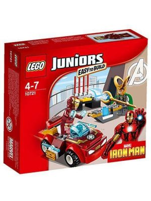 LEGO Juniors - 10721 - iron man vs loki