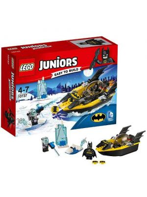LEGO Juniors - 10737 batman vs mr freeze
