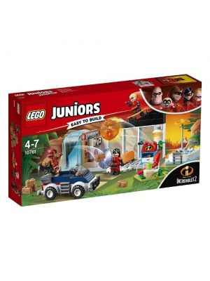 LEGO Juniors - 10687 - nascondiglio di spiderman