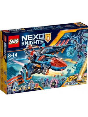 LEGO Nexo Knights - 70351 il falcone fighter di Clay