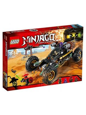LEGO Ninjago - 70589 rock roader