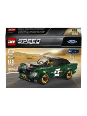 LEGO Speed Champions - 75884 1968 Ford Mustang Fastback