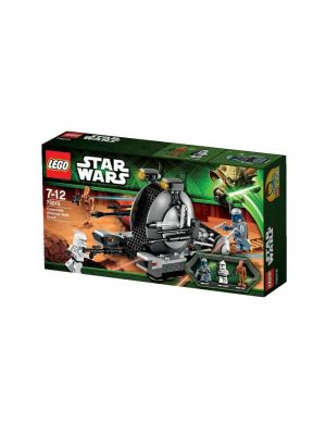 LEGO Star Wars - 75015 - corporate alliance tank droid