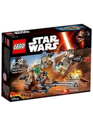 LEGO Star Wars - 75133 - battle pack ribelli