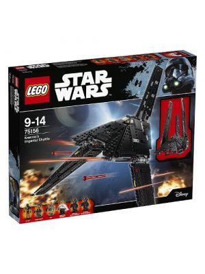 LEGO Star Wars 75156 - Shuttle imperiale di krennic