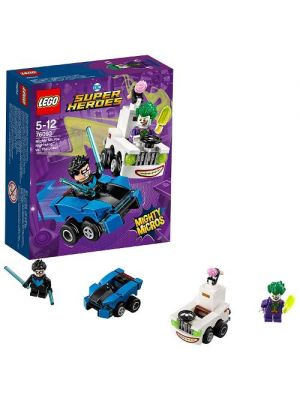 LEGO Marvel Super Heroes - 76093 Mighty Micros: Nightwing contro The Joker
