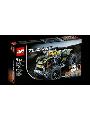 LEGO Technic - 42033 - bolide supersonico