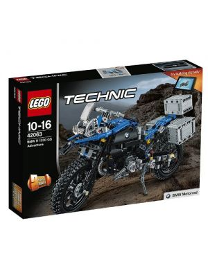 LEGO Technic - 42063 bmw r 1200 gs adventure