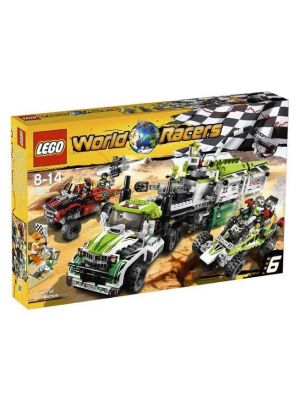 LEGO Speed Champions - world racers 8864 - finale nel deserto