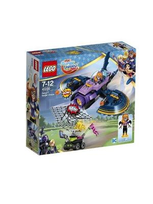 LEGO Elves - 41230 DC Super Hero Girls - L'inseguimento sul bat-jet di Batgirl