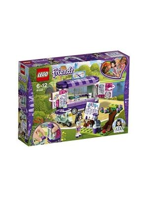 LEGO Friends - 41332 Lo Stand Dell'Arte di Emma