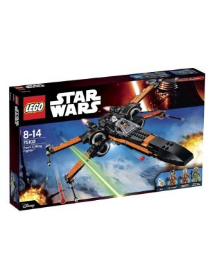 LEGO Star Wars - 75102 - Poe's x wing fighter