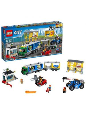 LEGO City 60169 Terminal Merci