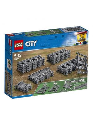 LEGO City 60205 Binari