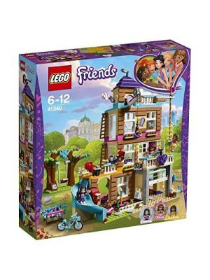 LEGO Friends - 41340 La casa dell'amicizia