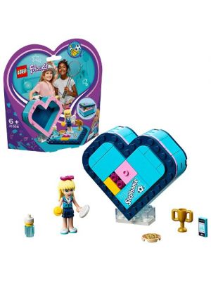 LEGO Friends 41356 Scatola del Cuore di Stephanie