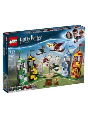 LEGO Harry Potter 75956 Partita di Quidditch