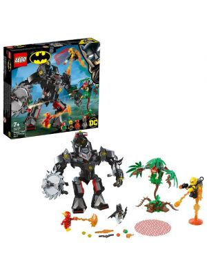 LEGO Marvel Super Heroes 76117 Mech di Batman vs. Mech di Poison Ivy