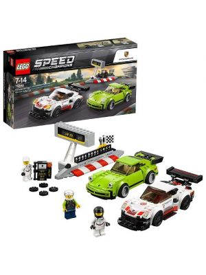 LEGO Speed Champions 75888 Porsche 911 RSR e 911 Turbo 3.0