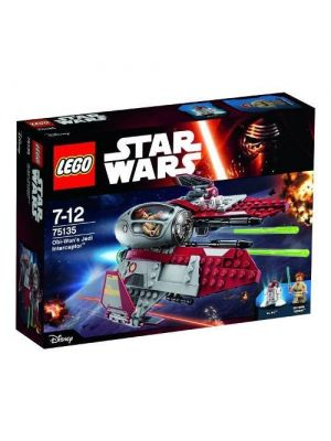 LEGO Star Wars - 75135 - obi wan's jedi interceptor