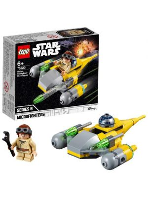 LEGO Star Wars 75223 Microfighter Naboo Starfighter