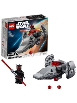 LEGO Star Wars 75224 Microfighter Sith Infiltrator