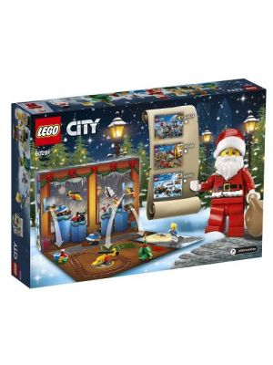 LEGO City 60201 - Calendario dell'Avvento