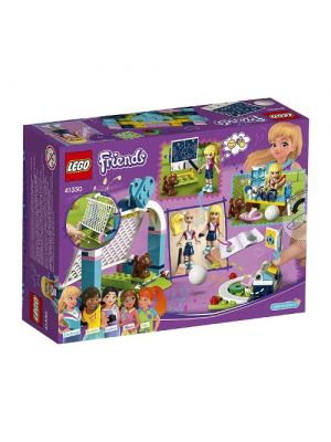 LEGO Friends - 41330 L'allenamento di calcio di Stephanie