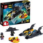 LEGO Batman 76158 All'Inseguimento del Pinguino con la Bat-barca!